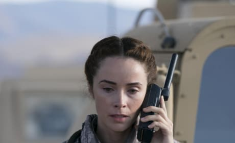 Abigail Spencer as Megan Hunt
