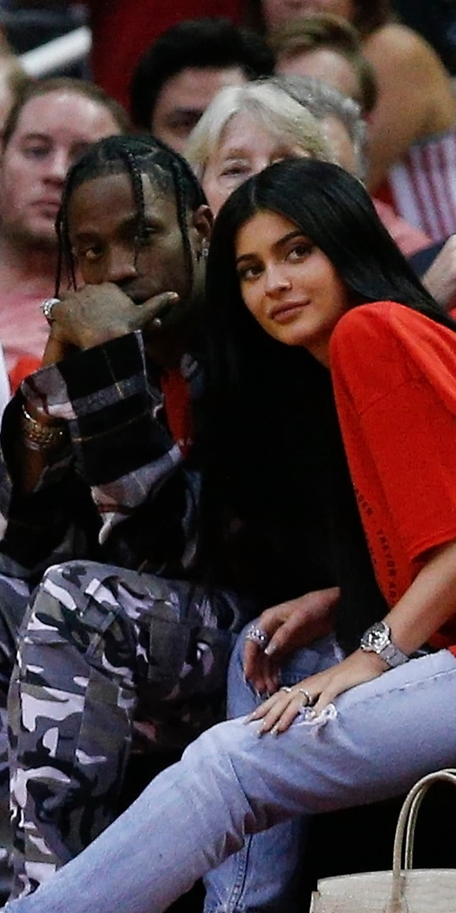 6196f17f827f Travis Scott Turns to Kanye For Advice on Handling Crazy Kylie ...