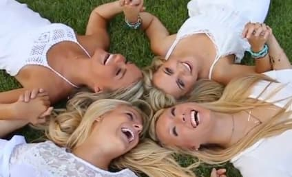 Alabama Sorority Slammed for All-White Recruitment Video