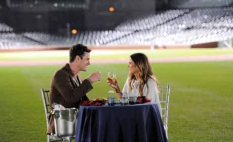 Bachelor Ben on a Date