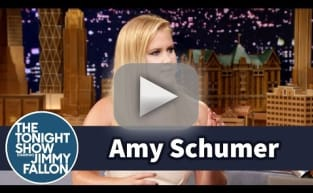 Amy Schumer to Katie Couric's Husband: Let's Have Anal!