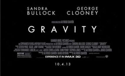 "Gravity IMAX Poster: ""Don't Let Go"""