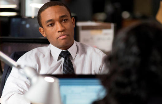 Lee Thompson Young on TNT