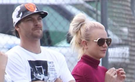 Britney Spears, Kevin Federline Reunite