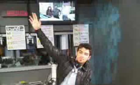 Joe Jonas Interview