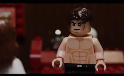 Fifty Shades of Grey Trailer Undergoes LEGO Treatment: Yes, It's Amazing!