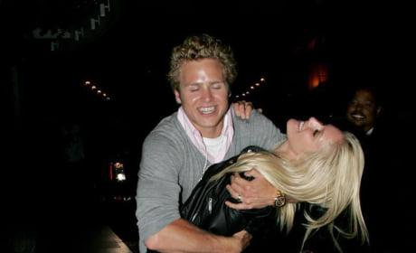 Grabbing Some Heidi
