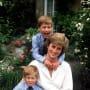 Harry, William, Diana