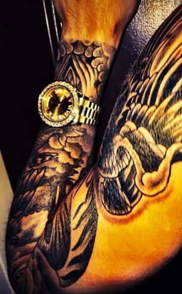 Justin Bieber New Tattoo