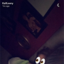 Kailyn Lowry and Chris Lopez on Snapchat