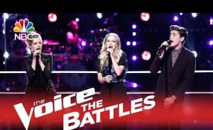 The Voice Recap: The Battles Continue, Captivate