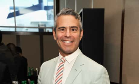 Andy Cohen in a Nice Suit