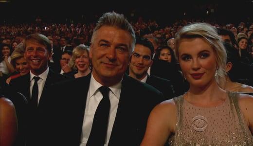 Alec and Ireland Baldwin