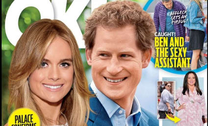 Prince Harry and Cressida Bonas: Engaged!?