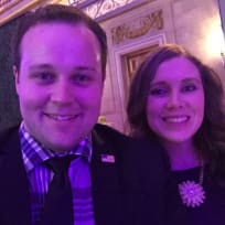 Anna and Josh Duggar: Bible Launch Event in D.C.