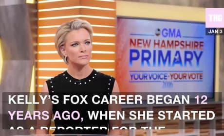 Megyn Kelly is Leaving Fox News