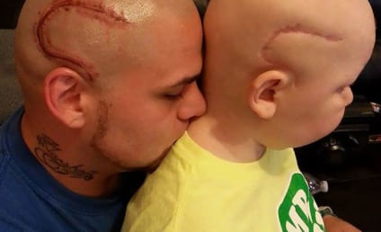 Prepare to Cry Over This Father's Support for His Son