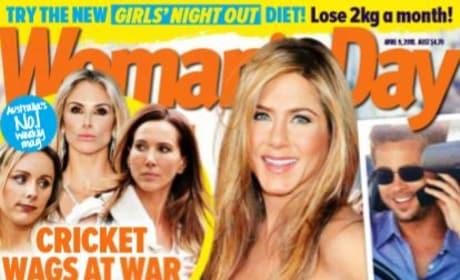 Jennifer Aniston: Expecting Brad's Baby!
