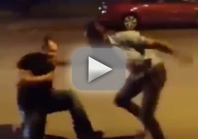 Kanye West Attacks Paparazzi?
