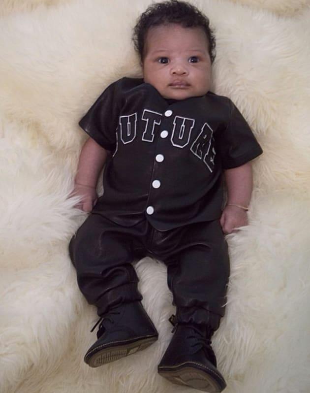 Ciara Baby Photo