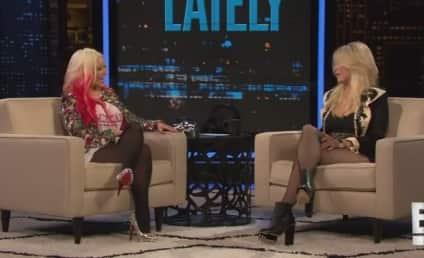 "Christina Aguilera Eschews Underwear, Espouses ""P-ssy Power"""