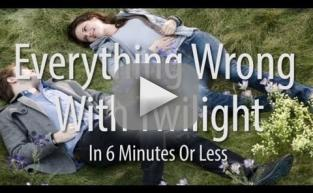 Everything Wrong With Twilight in Six Minutes