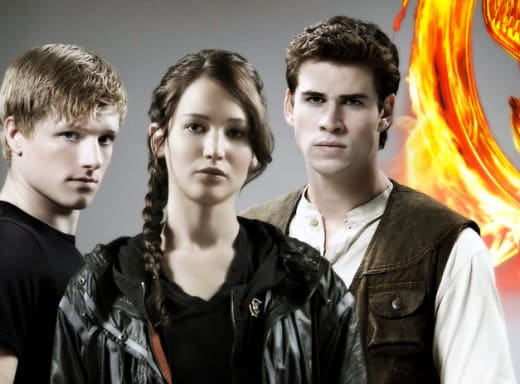 Hunger Games Stars
