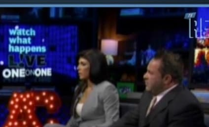 Teresa Giudice on Fraud Indictment: Why is This Happening to Me?!?