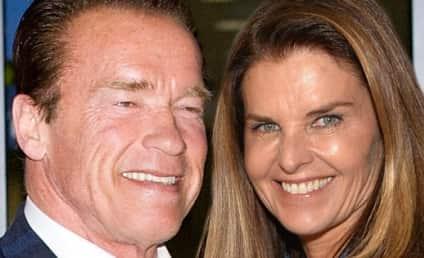 Arnold Schwarzenegger & Maria Shriver: Getting Back Together? Or Just Not Getting Divorced?