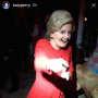 Katy Perry Hillary Clinton Halloween