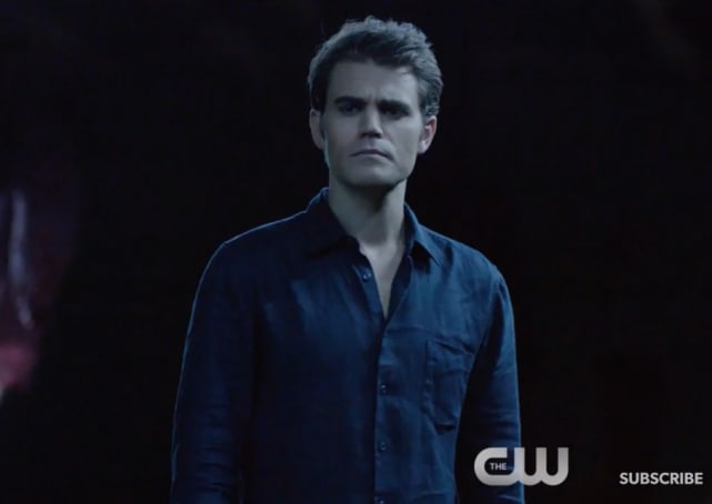 Stefan on season 8