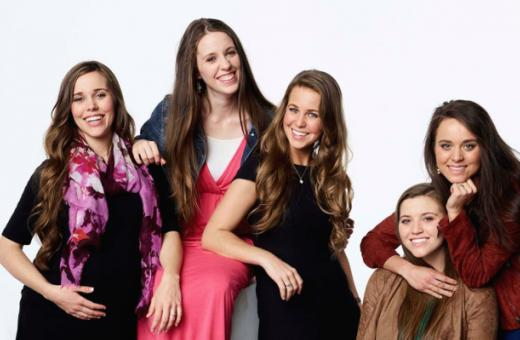 Jill & Jessa: Counting On Cast Pic