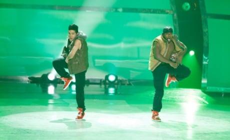 Tadd Gadduang and Joshua Allen