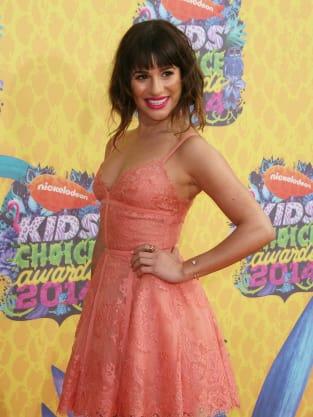 Lea Michele: Kids Choice Awards