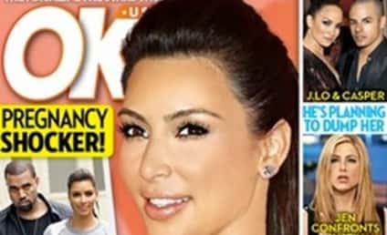 Kim Kardashian is Having a Baby!*