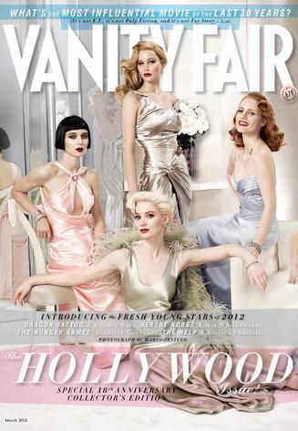 Jennifer Lawrence Vanity Fair Cover