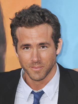 Ryan Reynolds Premiere Photo