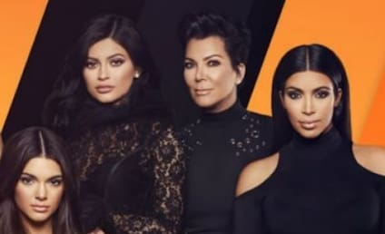 Kardashians Ink New Deal with E! for HOW MUCH?!?