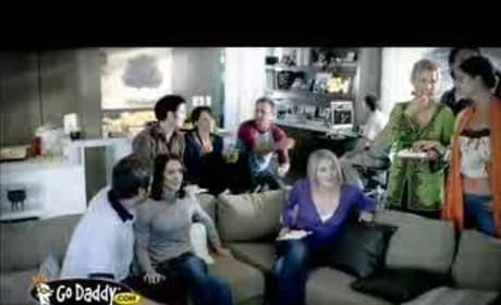 Super Bowl Commercial: Go Daddy
