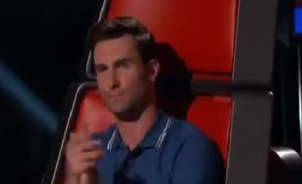 """Adam Levine Defends """"I Hate This Country"""" Remark as a Joke"""