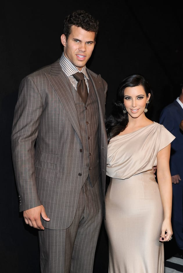 Kris Humphries and Kim Kardashian: A Night of Style & Glamour in New York