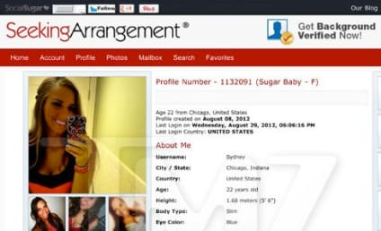 Sydney Leathers Sugar Daddy Website Profile: Revealed! Naughty But Nice!