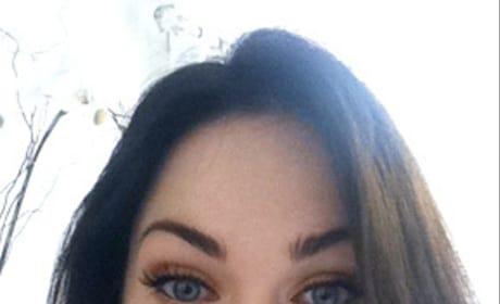 Megan Fox Facebook Pic