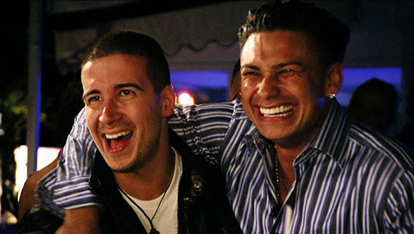 Pauly and Vinny Watch the Lesbians