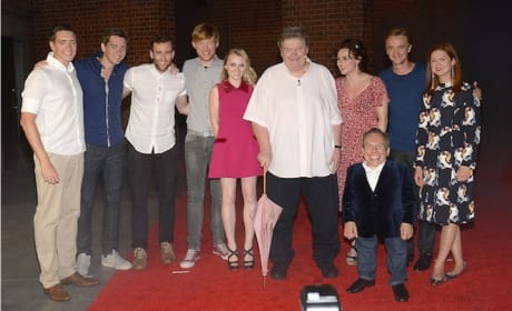 Harry Potter Cast reunion Photo