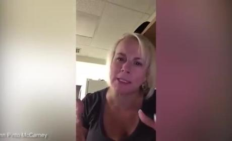 Hilarious Mother to College-Bound Son: CALL ME!