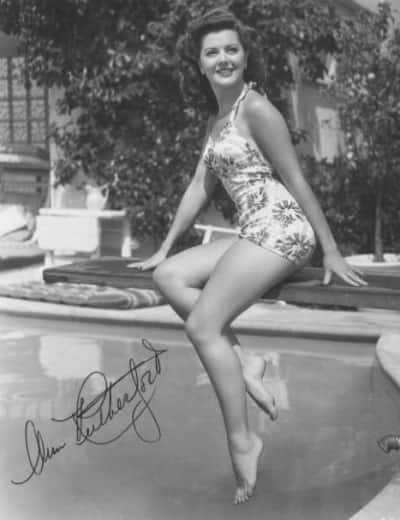 Ann Rutherford Pic