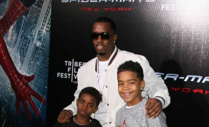 Diddy Set to Become a Daddy