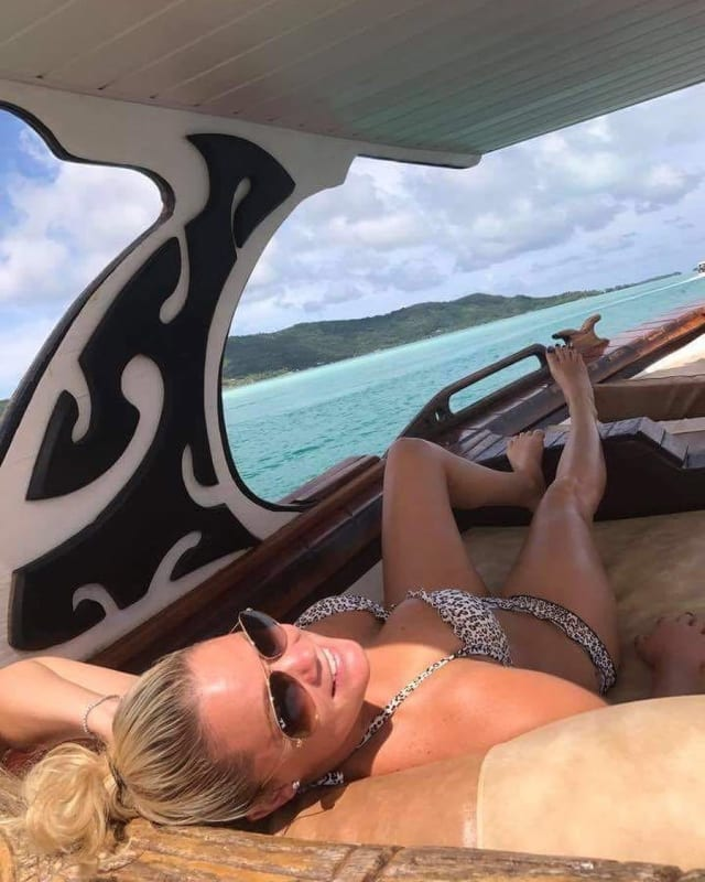 Ashley martson bikini photo