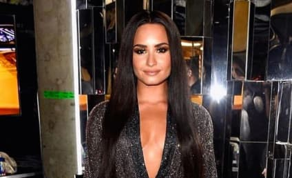 Demi Lovato Reveals Nearly EVERYthing in Catsuit, Internet Flips Out